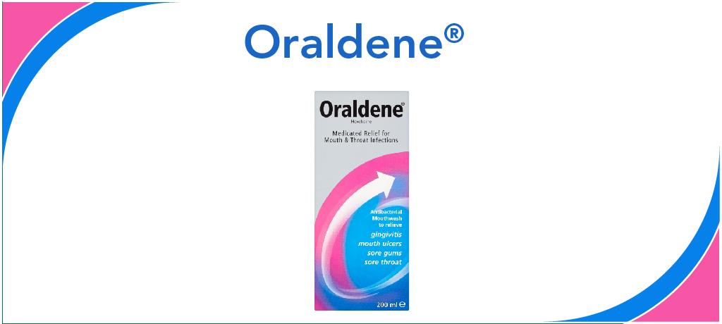 Oraldene® | CaringEveryday co uk