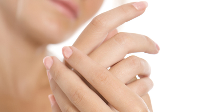 Nails-hands-healthy