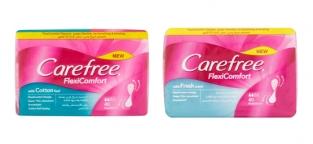 Carefree® FlexiComfort